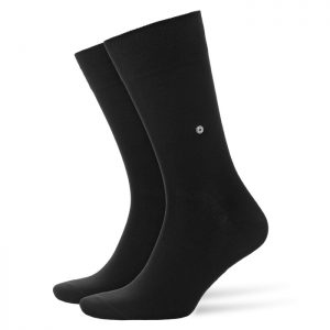Zwarte Burlington Everyday sokken
