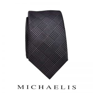 grijze-ruit-stropdas-van-michaelis