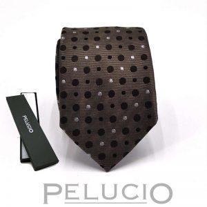 lichtbruine-stippen-stropdas-van-pelucio.jpg