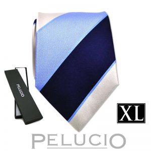 prachtige-blauwe-streep-stropdas-van-pelucio-in-xl-uitvoering