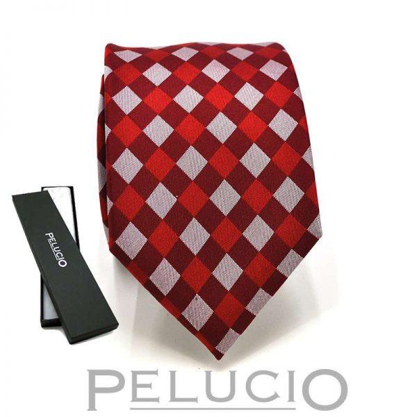 rood-witte-ruit-stropdas-van-pelucio.jpg