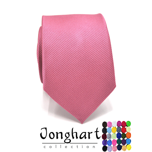 roze-effen-stropdas
