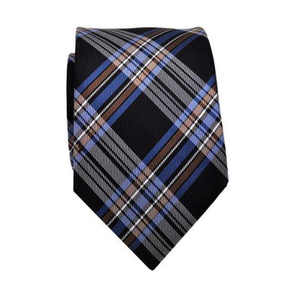 zwarte-ruit-stropdas-van-jonghart