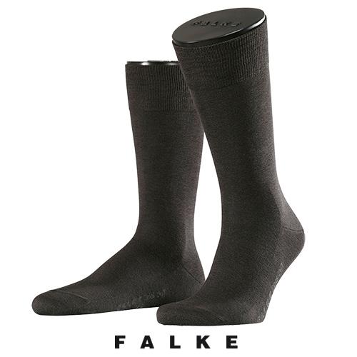 Grijze FALKE sokken