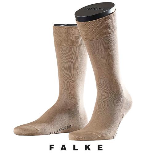 beige Falke sokken