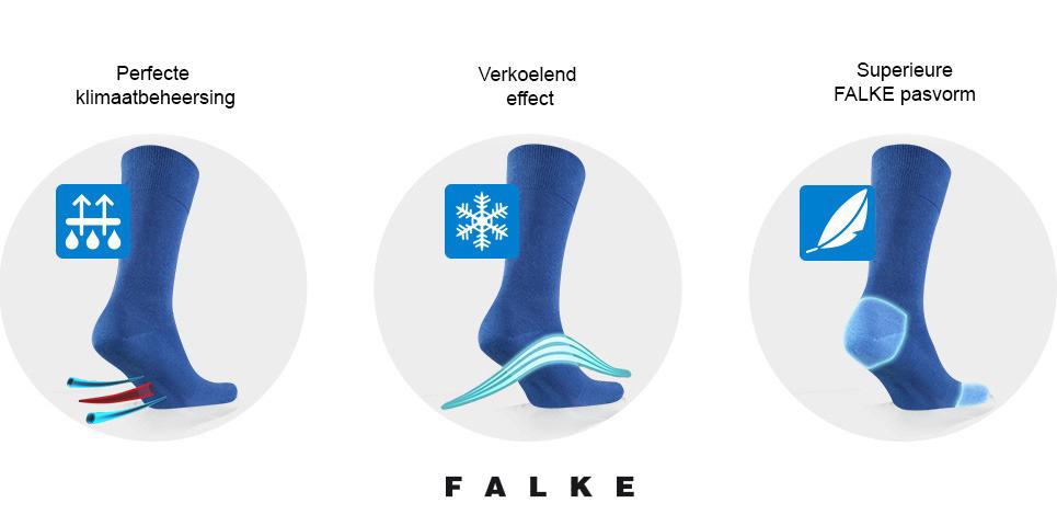 Grijze cool 24/7 sokken