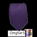 Paarse-effen-stropdas
